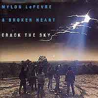 [Mylon and Broken Heart Crack the Sky Album Cover]