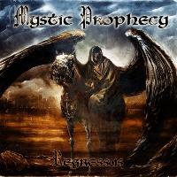 [Mystic Prophecy Regressus Album Cover]