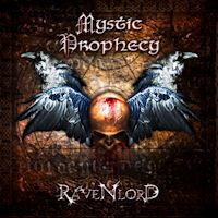 Mystic Prophecy Ravenlord Album Cover