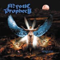 [Mystic Prophecy Vengeance Album Cover]
