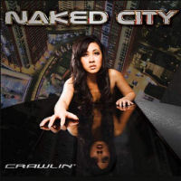 [Naked City Crawlin' Album Cover]