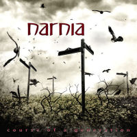 [Narnia Course Of A Generation Album Cover]