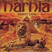 [Narnia Desert Land Album Cover]