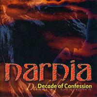 [Narnia Decade Of Confession Album Cover]