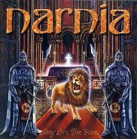 [Narnia Long Live The King Album Cover]