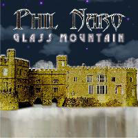 [Phil Naro Glass Mountain Album Cover]