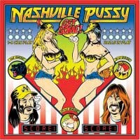 [Nashville Pussy Get Some Album Cover]