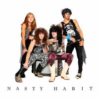 [Nasty Habit Nasty Habit Album Cover]