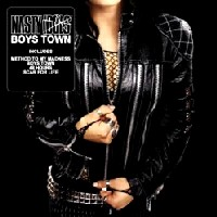 [Nasty Idols Boys Town Album Cover]