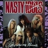 [Nasty Idols Gigolos On Parole Album Cover]