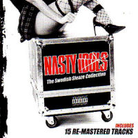 [Nasty Idols The Swedish Sleeze Collection Album Cover]