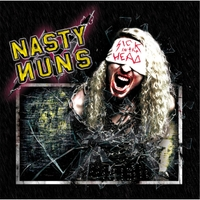 [Nasty Nuns Sick In the Head Album Cover]