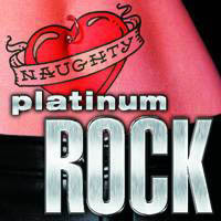 [Compilations Naughty Platinum Rock Album Cover]