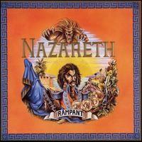 Nazareth Rampant Cd Heavy Harmonies Discography