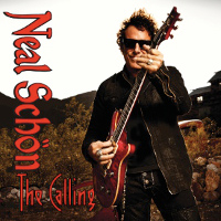 [Neal Schon The Calling Album Cover]