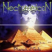 [Necronomicon Pharaoh of Gods Album Cover]