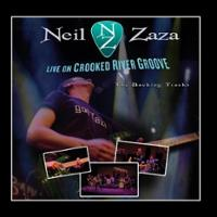 Neil Zaza Live on Crooked River Groove Album Cover