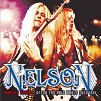 Nelson Perfect Storm - After the Rain World Tour 1991 Album Cover