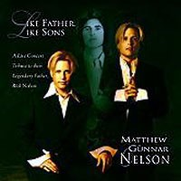 [Nelson Like Father, Like Sons Album Cover]