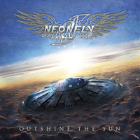 [Neonfly Outshine the Sun Album Cover]