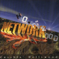 [Network Crashin' Hollywood Album Cover]