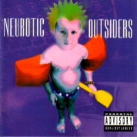 [Neurotic Outsiders Neurotic Outsiders Album Cover]