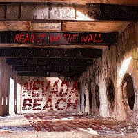 Nevada Beach Read It On The Wall Album Cover