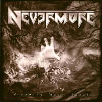 [Nevermore Dreaming Neon Black Album Cover]