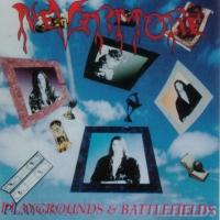 [Nevermore Playgrounds And Battlefields Album Cover]