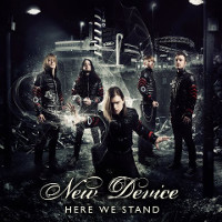 [New Device Here We Stand Album Cover]