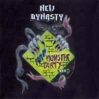 [New Dynasty Mad Monster Party Album Cover]