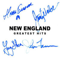 [New England Greatest Hits Album Cover]
