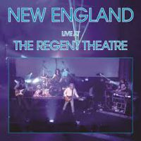 [New England Live At The Regent Theatre Album Cover]