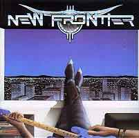 [New Frontier New Frontier Album Cover]