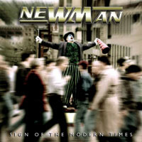 Newman Sign of the Modern Times Album Cover