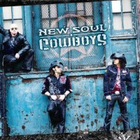 New Soul Cowboys New Soul Cowboys Album Cover