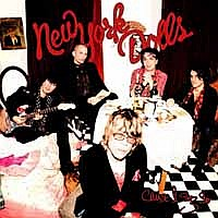 [New York Dolls Cause I Sez So Album Cover]