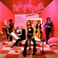 [New York Dolls One Day It Will Please Us To Remember Even This Album Cover]