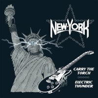 New York Carry the Torch / Electric Thunder Album Cover