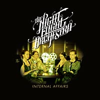 [The Night Flight Orchestra Internal Affairs Album Cover]