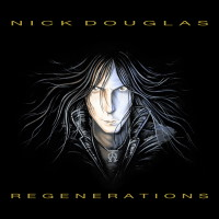 Nick Douglas Regenerations Album Cover