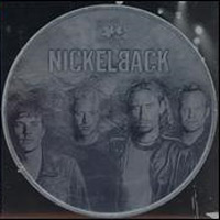 [Nickelback Three-Sided Coin Album Cover]