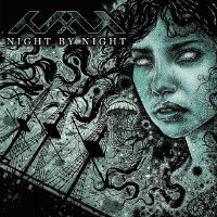 Night By Night NXN Album Cover