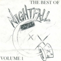[Nightfall Ave. The Best Of Nightfall Ave. - Volume 1 Album Cover]