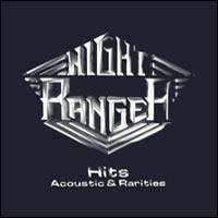 [Night Ranger Hits, Acoustic and Rarities Album Cover]