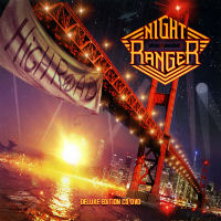Night Ranger High Road Album Cover
