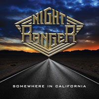 [Night Ranger Somewhere in California Album Cover]