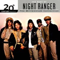 [Night Ranger 20th Century Masters: The Best Of Night Ranger Album Cover]