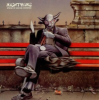 [Nightwing Stand Up and Be Counted Album Cover]