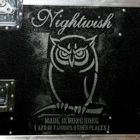 [Nightwish Made In Hong Kong [And In Various Other Places] Album Cover]